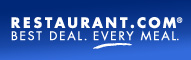 $25 Food for $10 at Restaurants.com