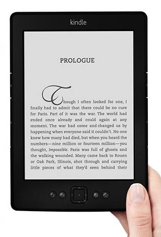 New Amazon Kindle Paperwhite