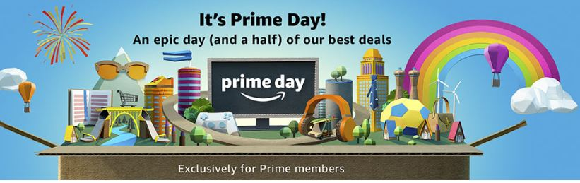 Amazon Prime Day Begins Today
