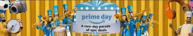 Amazon Prime Day Deals Begin Today