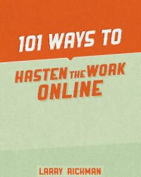 "Free Book ""101 Ways to Hasten the Work Online"""